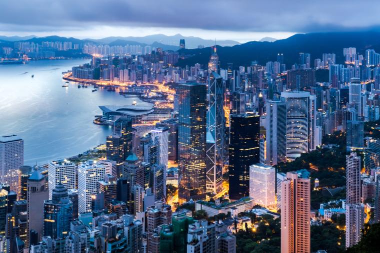 Hong Kong Banking District