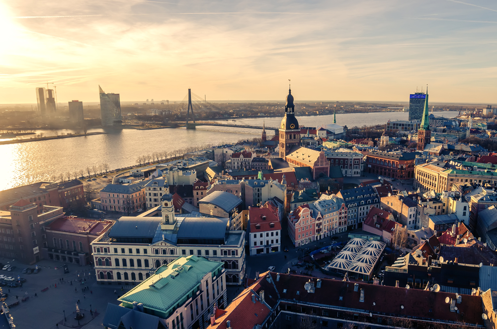 open a bank account in europe as a non-resident in latvia