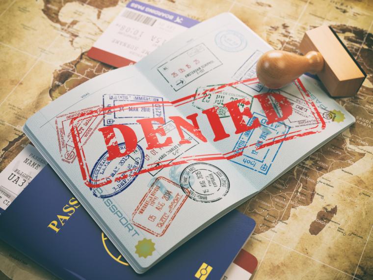 Unlucky Passport Club
