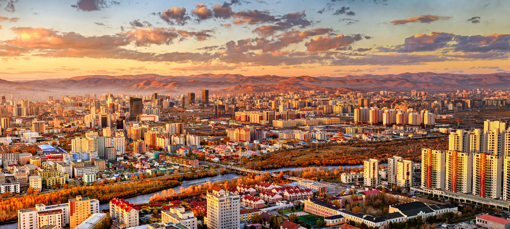 Higher Interest Rates in Mongolia Ulaanbaatar