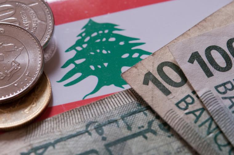 banking-in-lebanon-flag