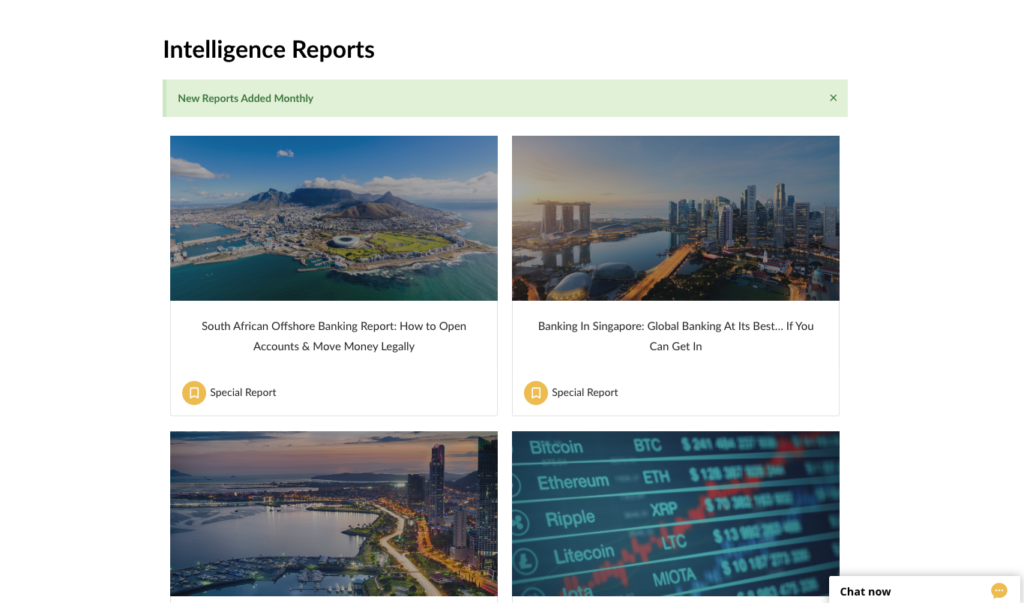 about-globalbanks-intelligence-reports