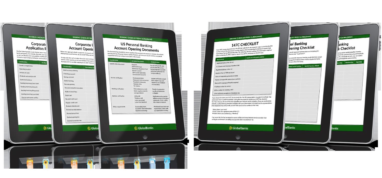 globalbanks insider - checklists