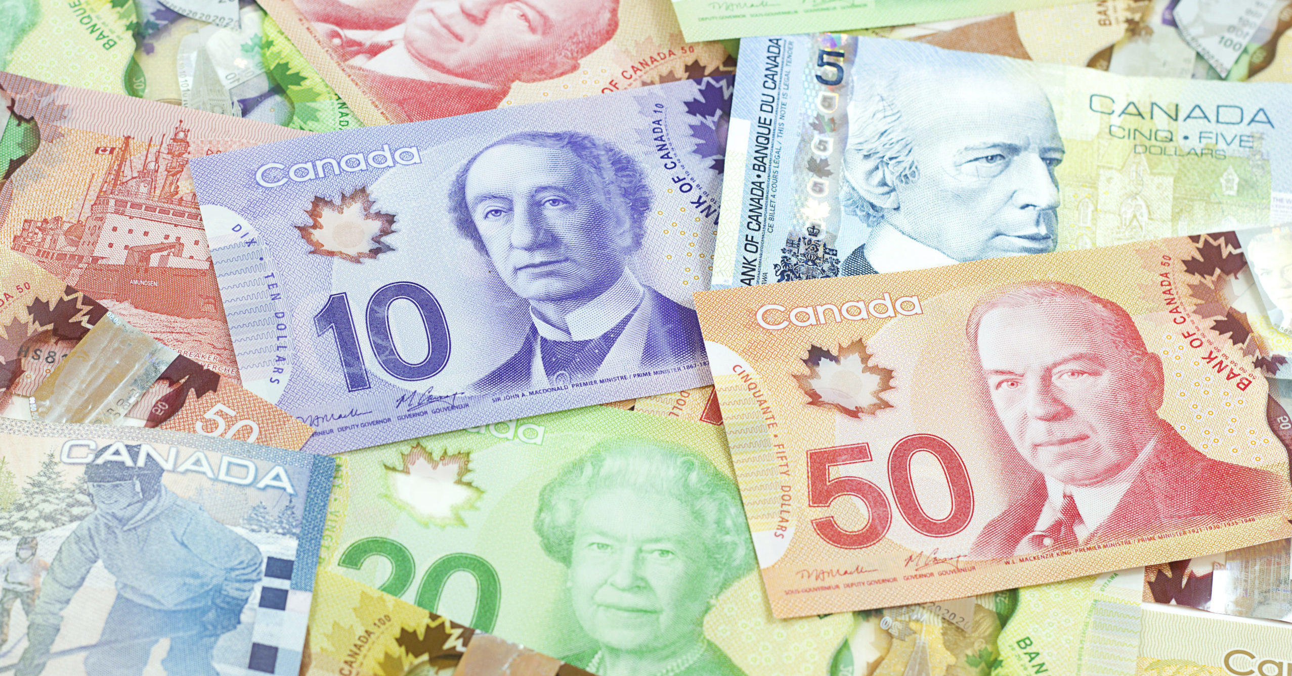 non-resident bank account canada currency