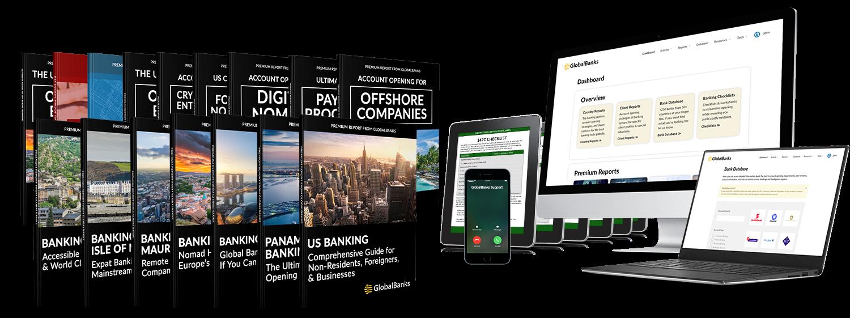 GlobalBanks Insider Subscription
