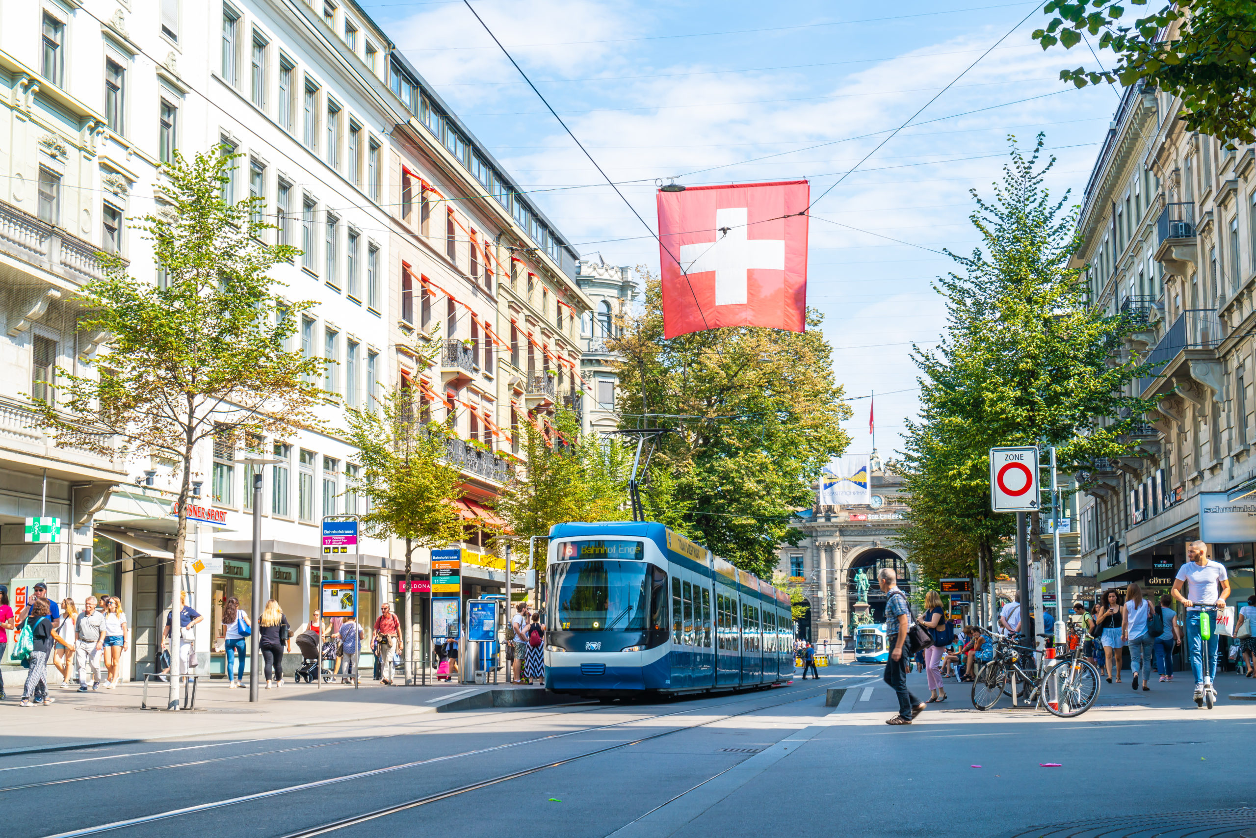 how to open a bank account in europe in switzerland