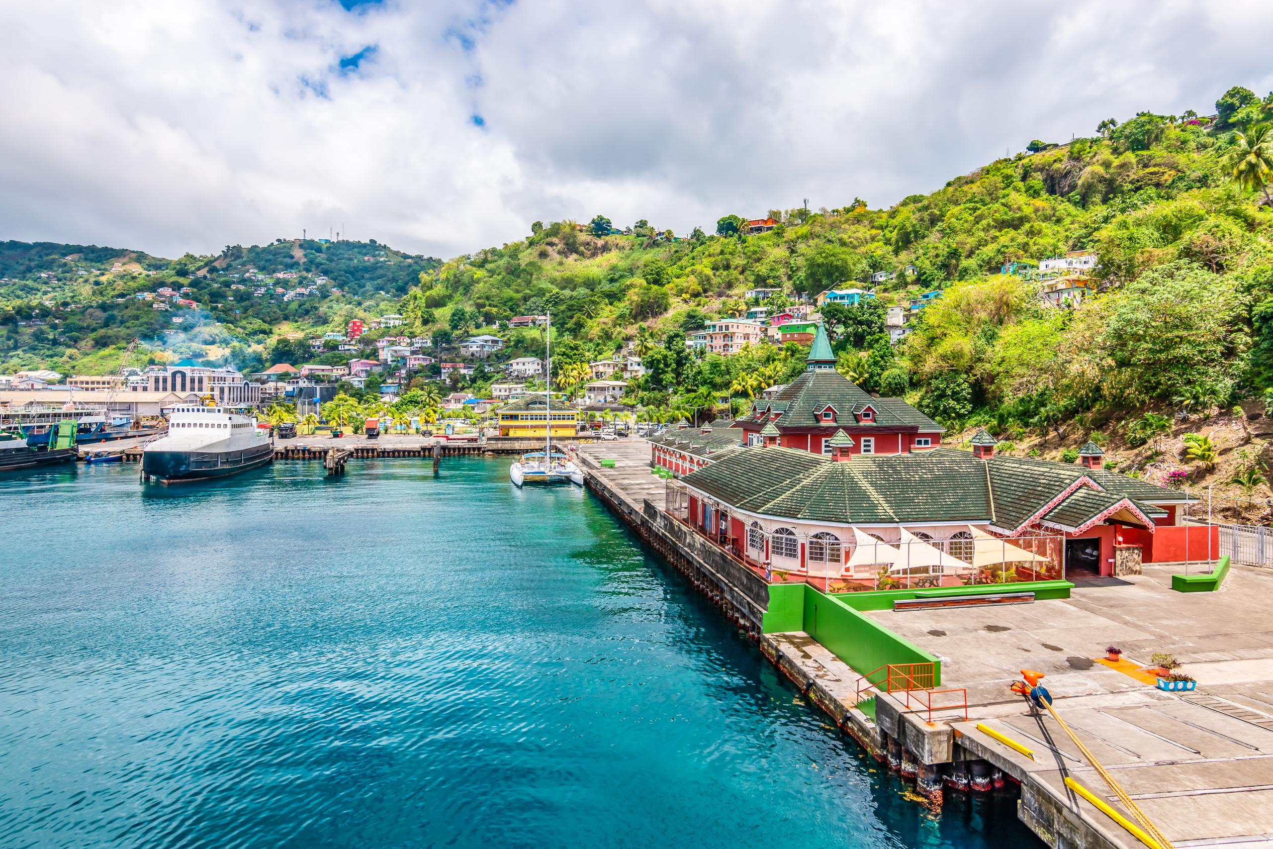 offshore banking in st. vincent and the grenadines kingstown