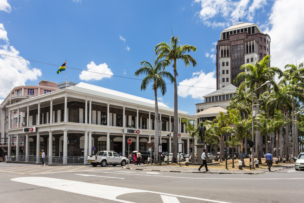 international banks in Mauritius