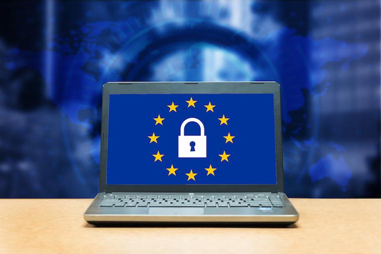 open european business bank account online lock