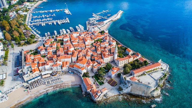 Montenegro bank account opening