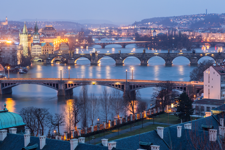 How to open a bank account in Czech Republic bridges