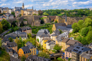 Opening a bank account in Luxembourg city