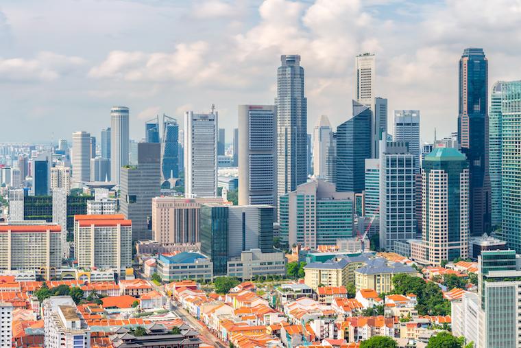bvi company singapore bank account caution