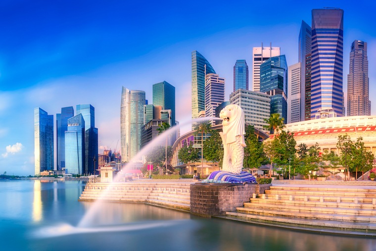 Singapore offshore company bank account benefits