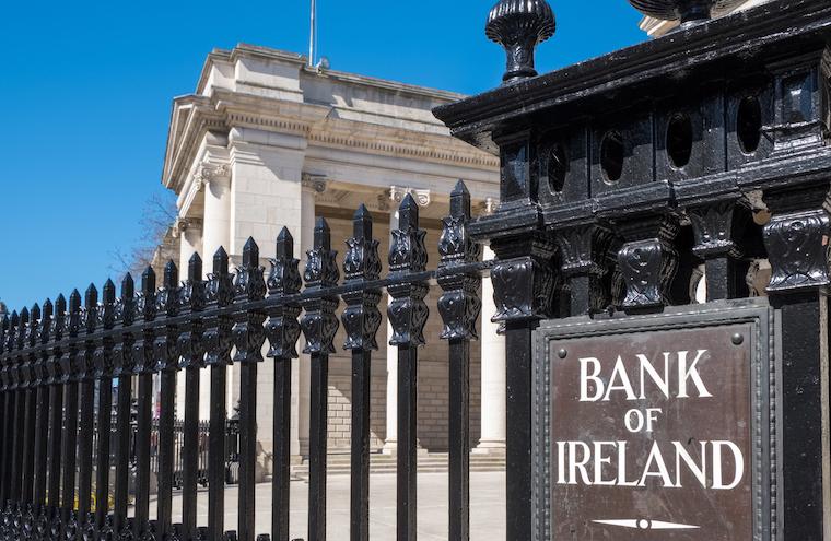 Irish bank account non resident why
