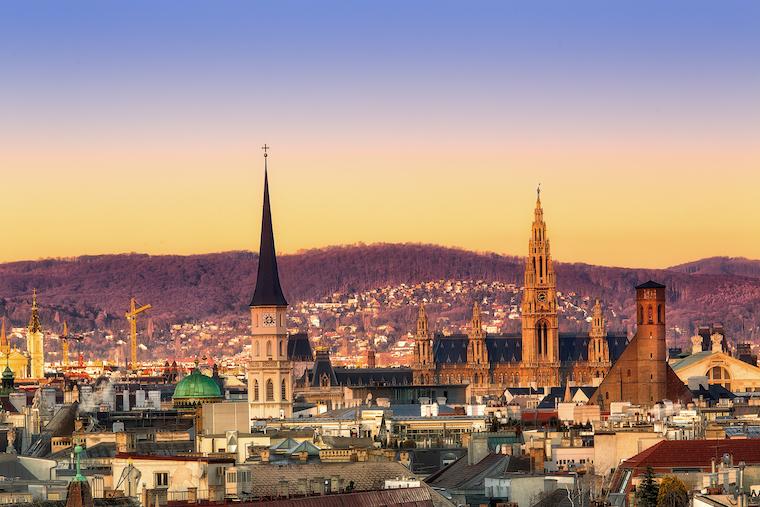 Opening bank account Austria Vienna