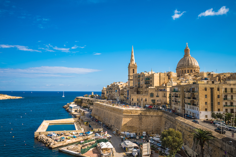 Malta business bank account valetta
