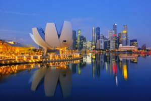 Singapore Offshore Company Bank Account