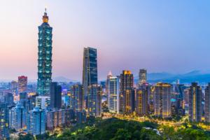 Open bank account Taiwan